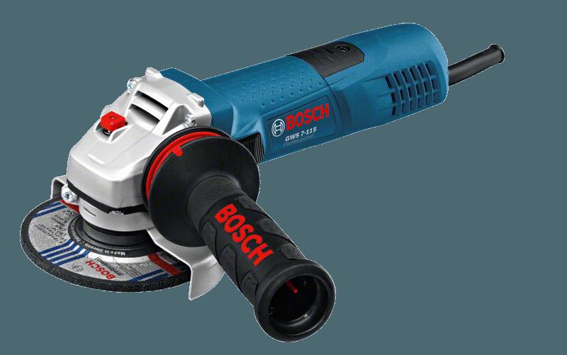 "BOSCH 7-115C - 4.5"" 720W Angle Grinder"