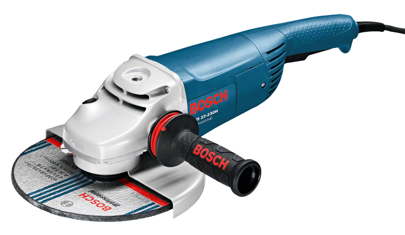 "BOSCH 22-230H - 9"" 2200W Angle Grinder"