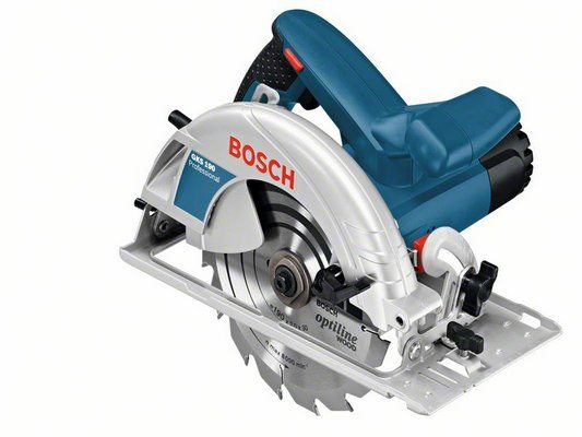 "BOSCH GKS 190 - 7.5"" 1,400W Hand Held Circular Saw (single blade included)"