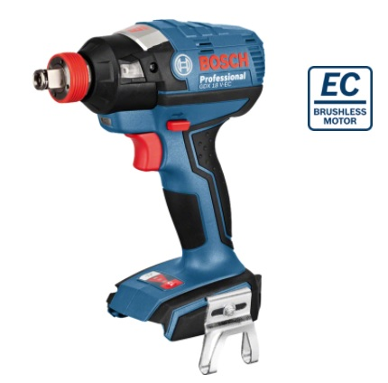 BOSCH GDX 18V-EC - 18V Combined Cordless Impact Wrench/Drill Driver (Tool Only)