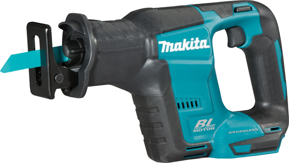 MAKITA DJR188Z - 18V Brushless Saber Saw (Tool only) incl. 2 Blades