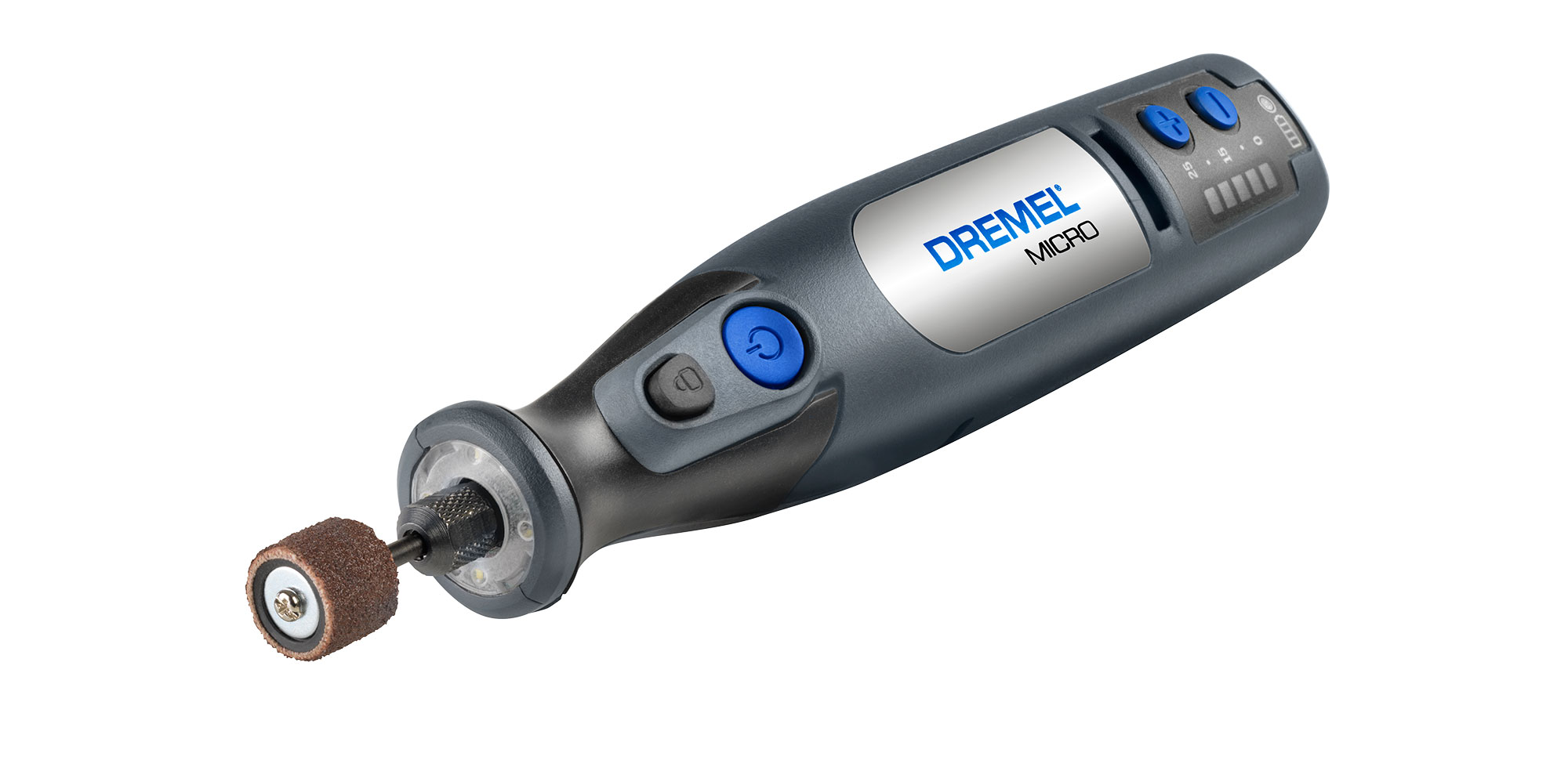 DREMEL 8050 Micro - 7.2V Cordless EZ SpeedClick Tool w/Docking Station & 35 Accessories