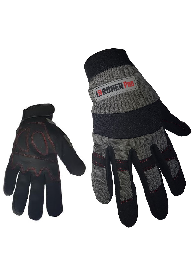 Mechanic Gloves L