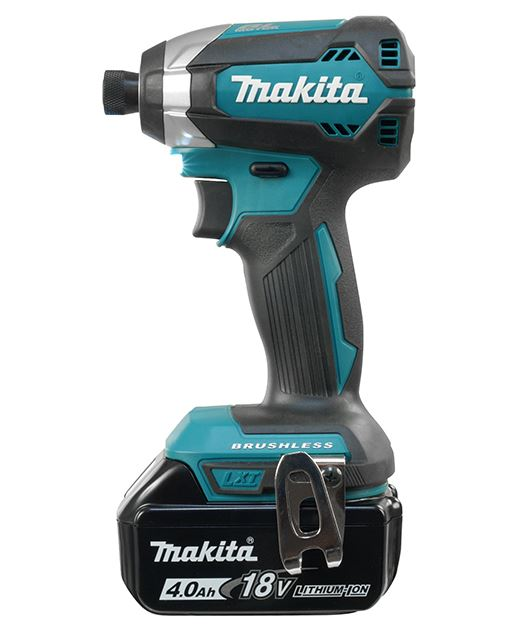 "Makita DTD153RME 1/4"" Cordless Impact Driver with Brushless Motor