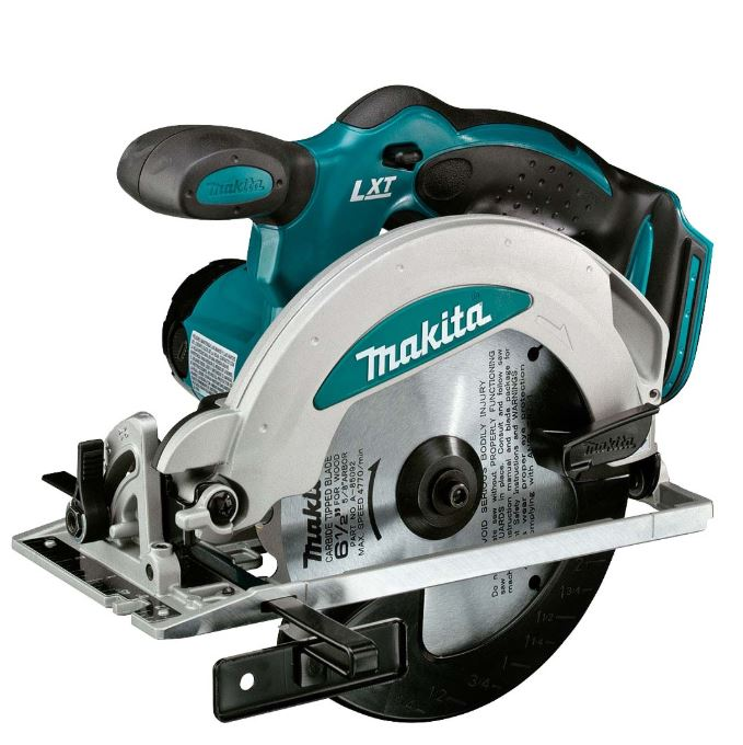 "MAKITA DSS610Z - 6.5"" 18V Cordless Circular Saw (tool only)"