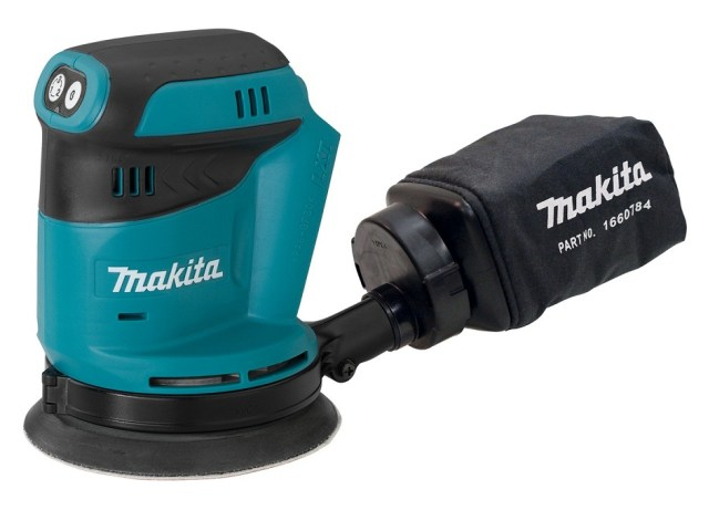 "MAKITA DBO180Z - 18V 5"" Random Orbit Sander (tool only)"