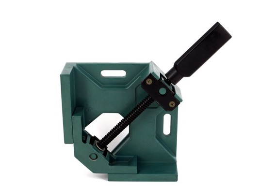 Single Handle Aluminum Angle Clamp