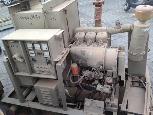 מתוחכם גנרטורים דיזל | ממכרז | ל.כ. בעמ - כלים וציוד HZ-03