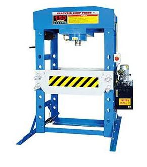 150T Electric Shop Press