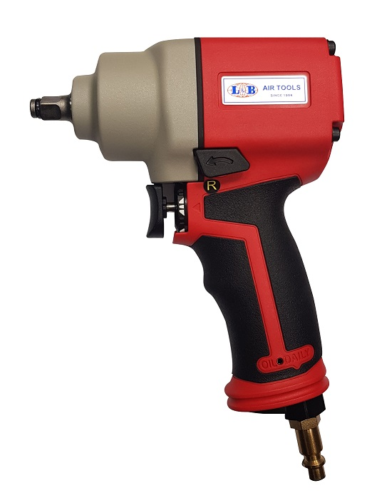 """Composite Air Impact Wrench 3/8"""" Drive 461Nm"""