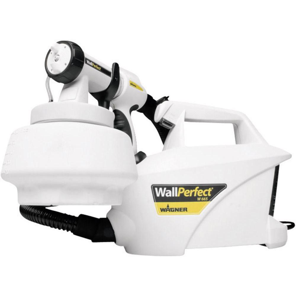 WAGNER WallPerfect W-665 I-Spray HVLP Paint