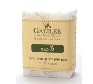 סבון מוצק עץ התה 100 גרם GALILEE
