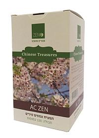 AC ZEN אקנה 120 כמוסות זן צמחים