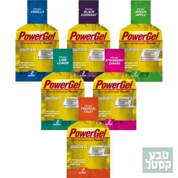 ג'ל אנרגיה - POWER BAR