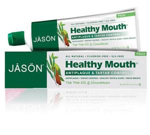 משחת שיניים עץ התה ג'ייסון נטורל
