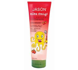 משחת שיניים לילדים ג'ייסון נטורל