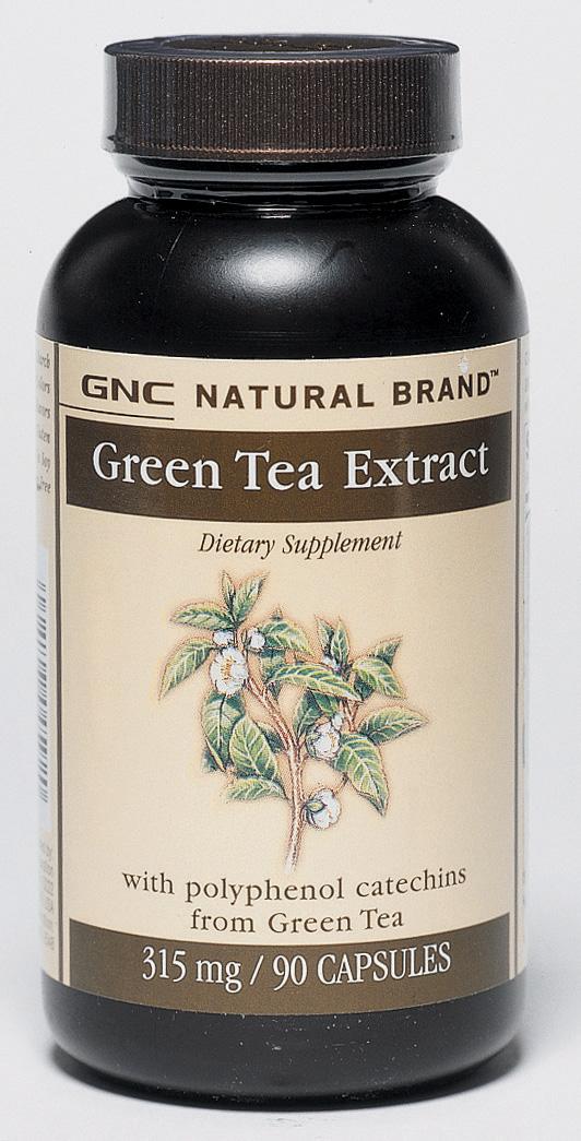 GNC.GREEN TEA