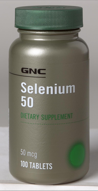 GNC.SELENIUM 100MCG -100