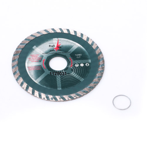 דיסק (מתכת) חלק לחיתוך שיש /קרמיקה A4.5