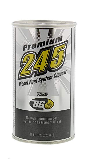 BG 245 Premium - Diesel Fuel System Cleaner (325ml)