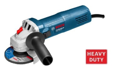 "BOSCH GWS 9-115 - 4.5"" 900W Compact Angle Grinder"