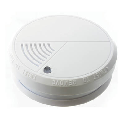 Independent Smoke Detector w/9V Battery