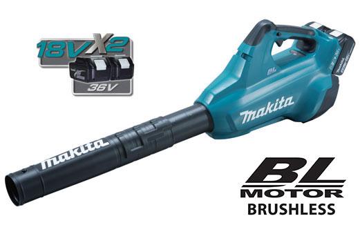 MAKITA DUB362Z - 2x18V Cordless Brushless Blower (tool only)