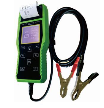 T10 - Digital Battery Tester & Electrical System Analyzer 12/24V 2000A w/Printer