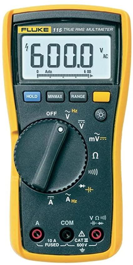 FLUKE 115 - True RMS Digital Multimeter