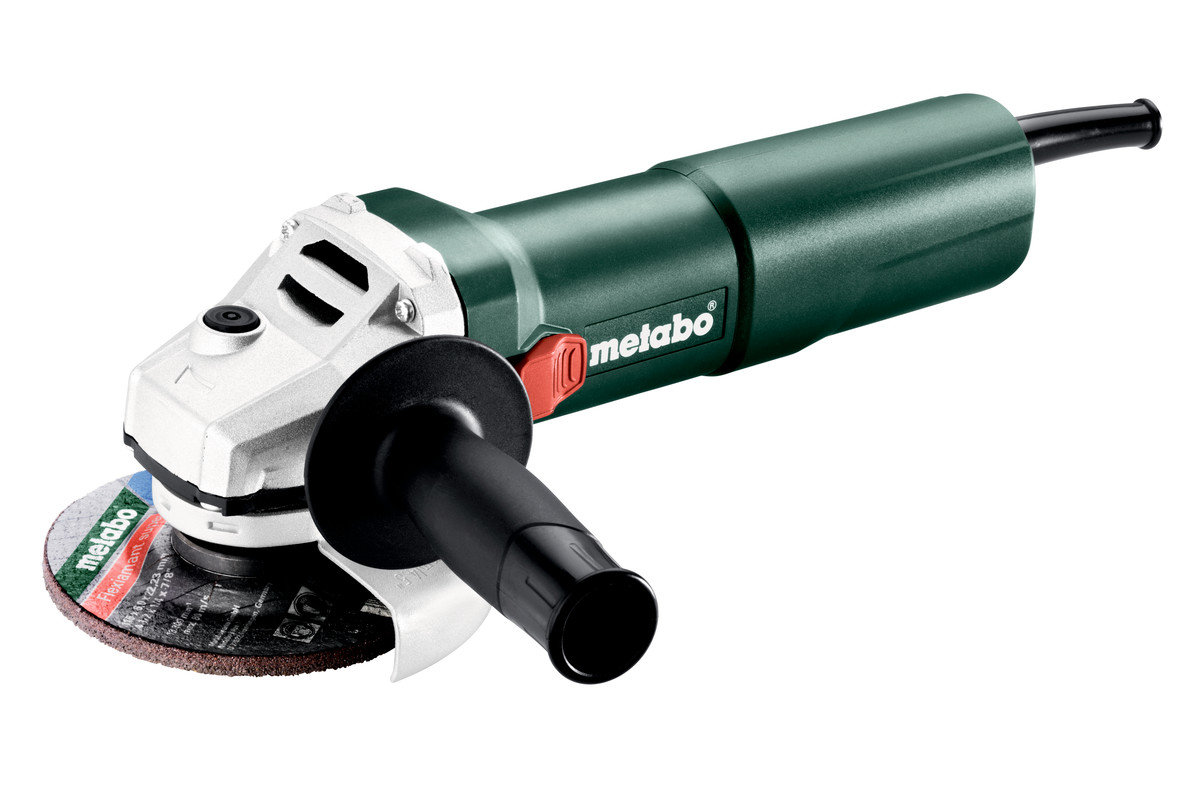 "METABO W1100-115 - 4.5"" (115mm) 1,100W Angle Grinder"
