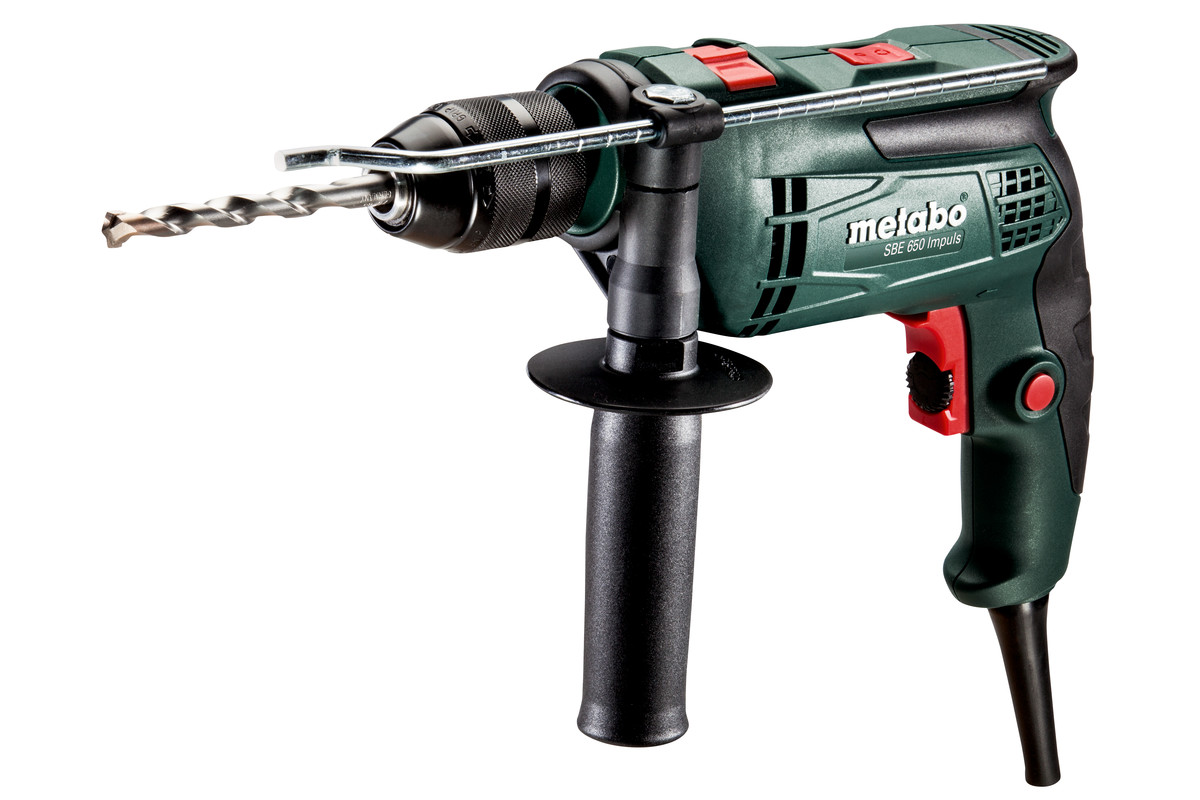 METABO SBE 650 - 650W Impact Drill