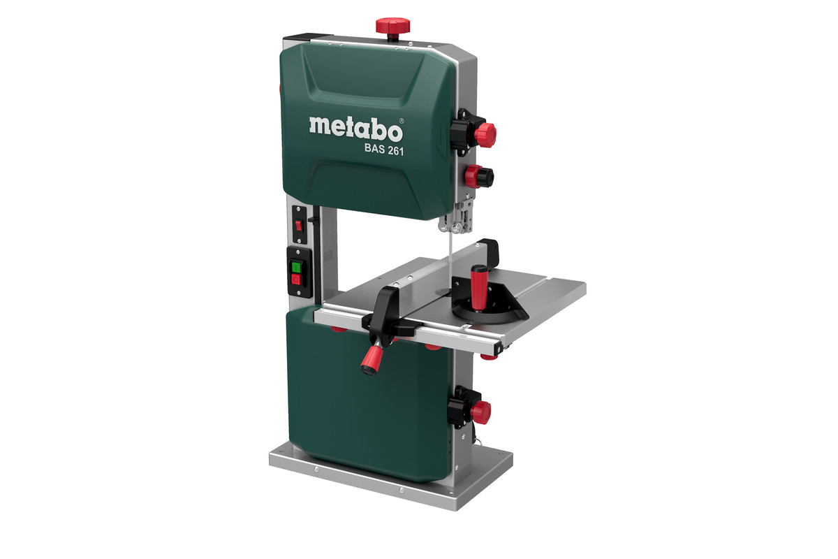 METABO BAS 261 - 410W Precision Table Band Saw