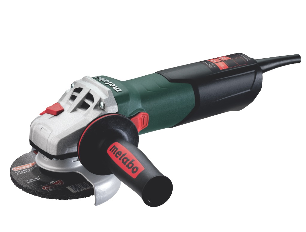 """METABO W9-115 - 4.5"""" (115mm) 900W Angle Grinder"""