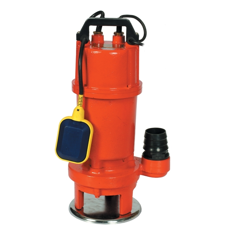 "BRONCO WQ-15-QG - 2"" 1100W 300L/min Shredding Submersible Water Pump for Sewage"