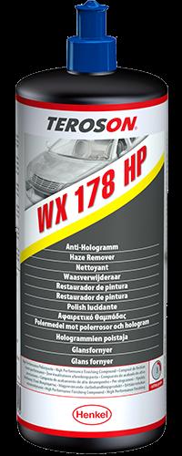 ווקס 178 - מיישר גלי הלוגרמה לרכבים כהים - 1 ליטר טרוסון