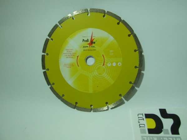 Segmented Diamond Saw Blade for Cutting Cement B-9