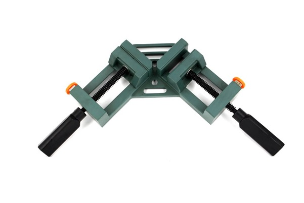 Double Handle Aluminum Angle Clamp Quick Release