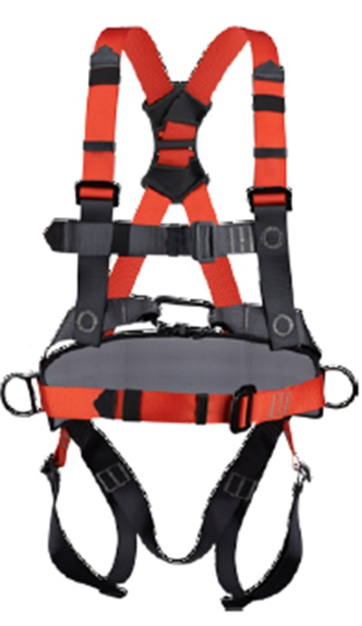 Full Body Harness PALOMA with Quick Release Buckle