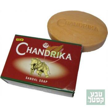 צנדריקה סבון הודי 75 גרם כליל