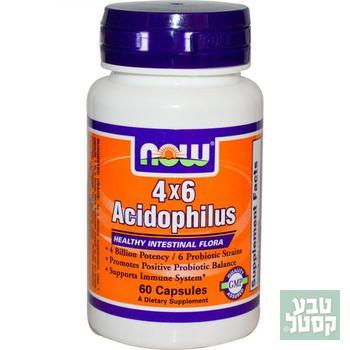 NOW אסידופולוס 6X4