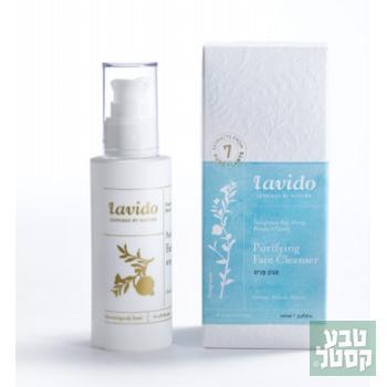סבון פנים לעור רגיל עד יבש - לבידו