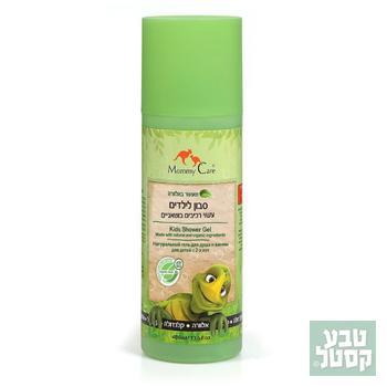 סבון טבעי לילדים 400 מ'ל MOMMY CARE