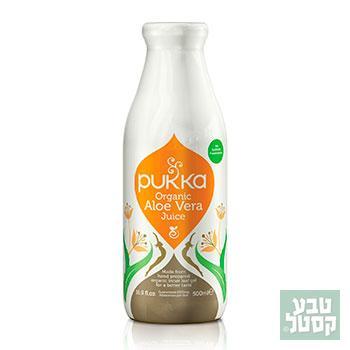מיץ אלוורה 1 ליטר PUKKA