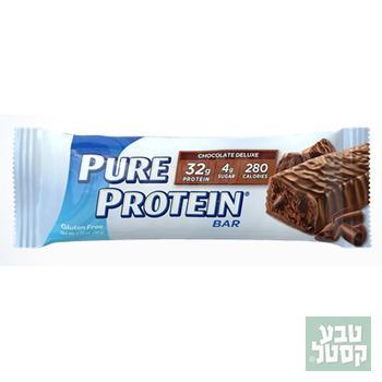 חטיפי חלבון וורלדויד PURE PROTEIN