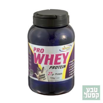 אבקת חלבון פאוורטק כשרה 700 גרם