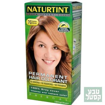 צבע שיער נטורטינט
