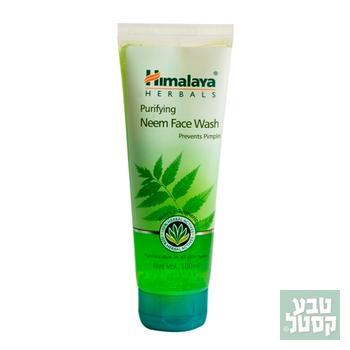 תרחיץ פנים ללא סבון 150 מ'ל הימלאיה