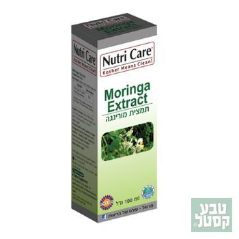 מורינגה נוזלי, תמצית 100 מ'ל נוטריקר