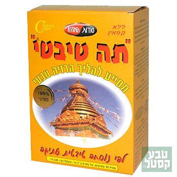 תה טיבטי טבעי - סודות המזרח