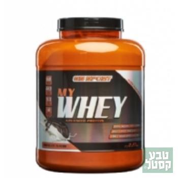 אבקת חלבון מי גבינה MY Whey G.S Sport